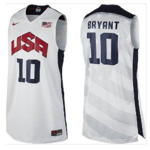Men's Los Angeles Lakers #10 Kobe Bryant Jersey